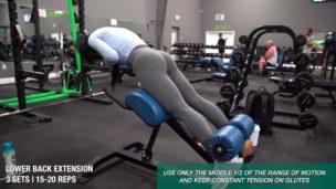 お尻を大きくする筋トレを教えて!高回数で効率的にお尻を鍛えるトレーニングメニュー